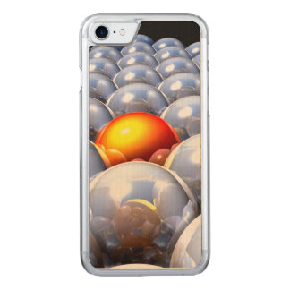 Individuality Abstract Carved iPhone 7 Case