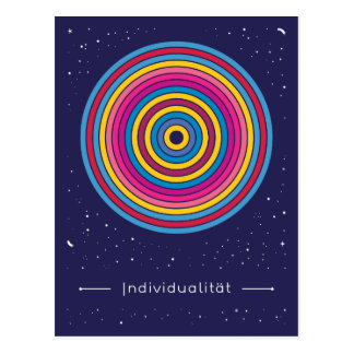 Individuality Postcard