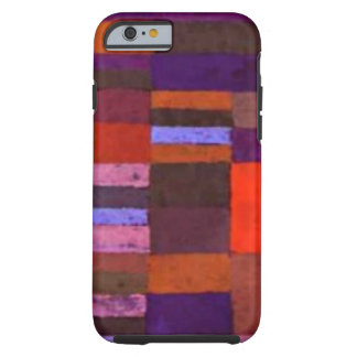 Individualized Altimetry, Klee art Tough iPhone 6 Case