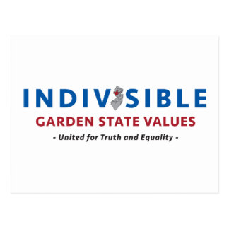 Indivisible GSV Merchandise Postcard
