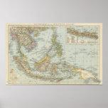 Indo china and Malaysian Archipelago