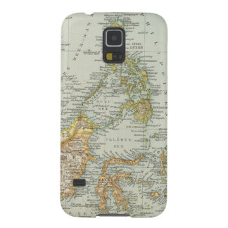 Indo china and Malaysian Archipelago Galaxy S5 Case