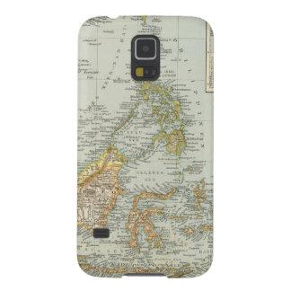 Indo china and Malaysian Archipelago Galaxy S5 Cover