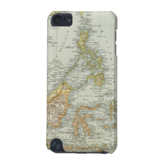 Indo china and Malaysian Archipelago iPod Touch 5G Cases