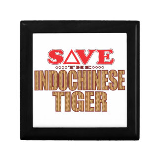 Indochinese Tiger Save Gift Box