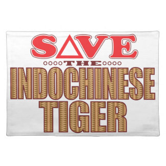 Indochinese Tiger Save Placemat