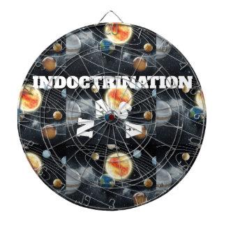 Indoctrination NASA Dart Board