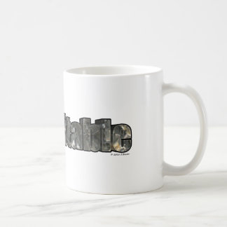 Indomitable Basic White Mug