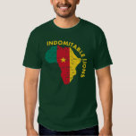 Indomitable Lions of Cameroon Tees