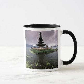 Indonesia, Bali, Ulun Danu Temple. Mug