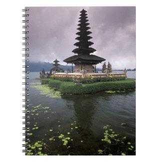 Indonesia, Bali, Ulun Danu Temple. Notebook