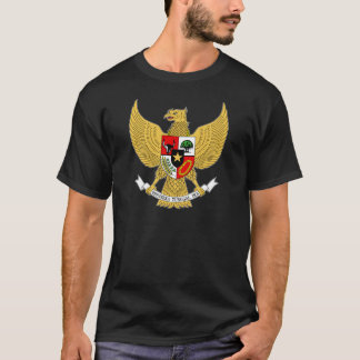 Indonesia Coat of Arms detail T-Shirt