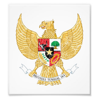 Indonesia Coat Of Arms Photo