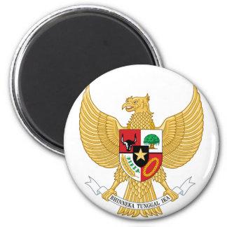 indonesia emblem magnet