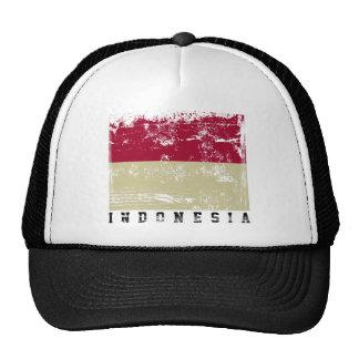 Indonesia Flag Cap