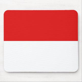 Indonesia Flag Mousepad