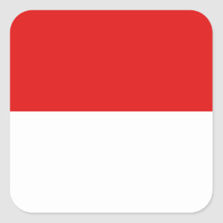 Indonesia Flag Sticker