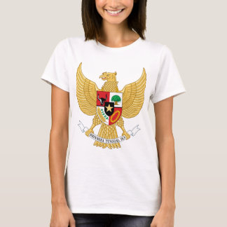 Indonesia, ID, Coat of arms T-Shirt