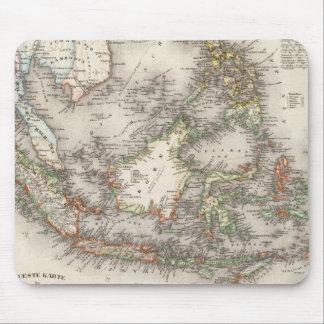 Indonesia, Malaysia Mouse Pad