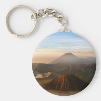 INDONESIA: Mount Bromo, Java Key Ring