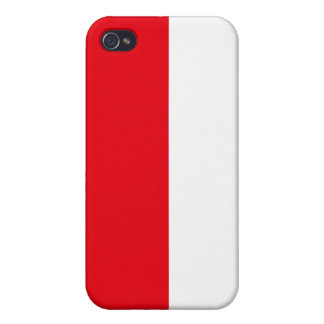 Indonesia Nation Flag  iPhone 4/4S Covers
