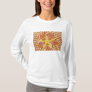 Indonesia. Starfish mouth, detail. T-Shirt