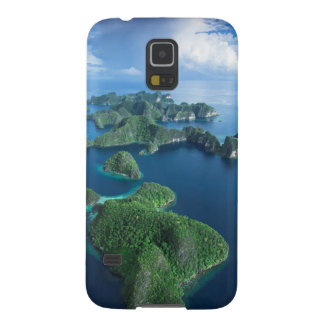 Indonesia, West Papua. Aerial Of Raja Ampat Galaxy S5 Cover