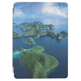 Indonesia, West Papua. Aerial Of Raja Ampat iPad Air Cover