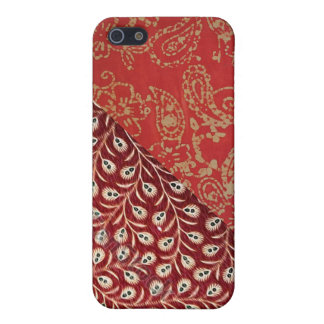 Indonesian Batik iPhone 5/5S Cover