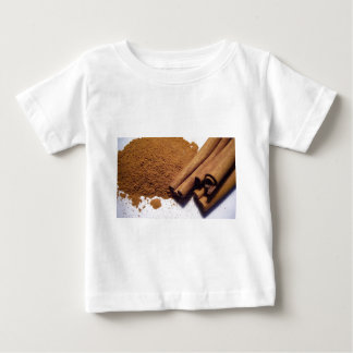 Indonesian cassia line t shirts