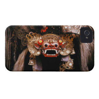Indonesian mask iPhone 4 case
