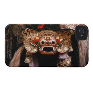 Indonesian mask iPhone 4 Case-Mate case