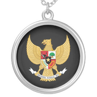 Indonesian national emblem Necklace