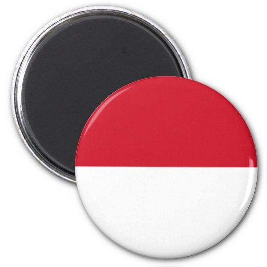 Indonesian pride magnet