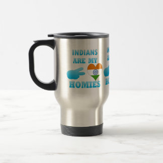 Indonesians are my Homies Stainless Steel Travel Mug