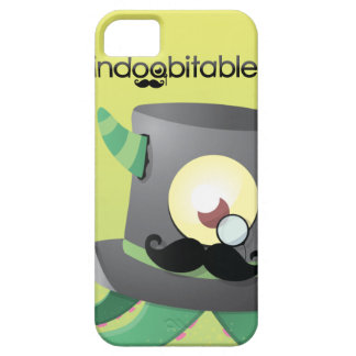Indoobitable Monster Sir iPhone 5 Case