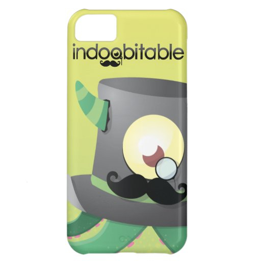 Indoobitable Monster Sir iPhone 5C Cases