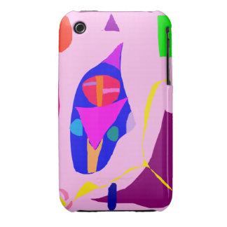 Indoor Abstract Relation Romantic Sweet Liquid iPhone 3 Cover