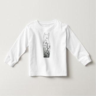 Indoor Cat Dreams Kids Shirts (customizable)