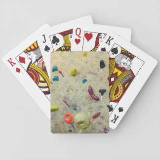 Indoor Climbing Wall - Sports - Holds Playing Cards