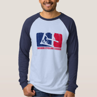 Indoor Cycling League Distressed Tee Shirt
