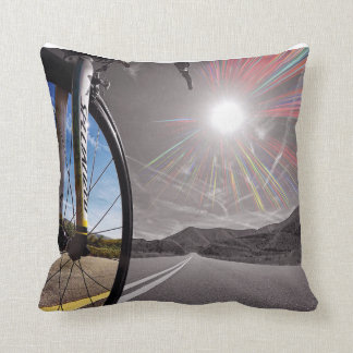 Indoor/outdoor Fikeshot Pillow. Cushion