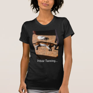 Indoor Tanning Doggy Style T-Shirt