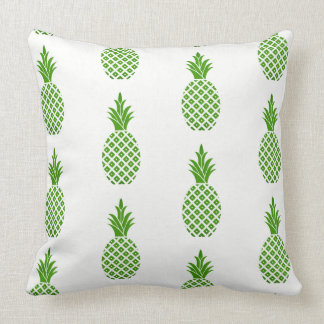 Indoor Throw Pillow-Pineapples Cushion
