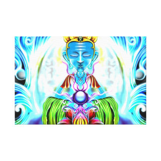 Indra Canvas Print 24in X 16in