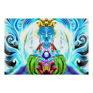 Indra Poster 36in X 24in