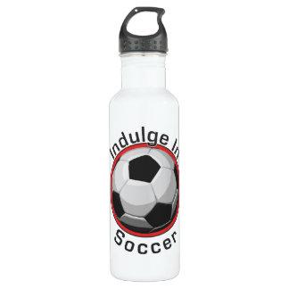 Indulge In Soccer 710 Ml Water Bottle