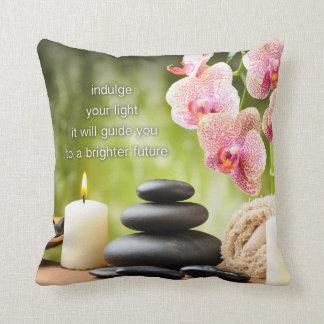 indulge pillow throw cushions