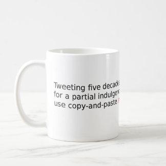 Indulgence Mug