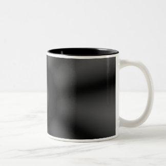 Industrial Black Wheel Mug